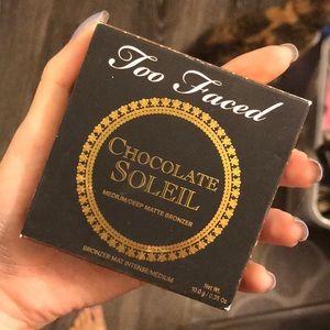 Too faced chocolate soleil bronzer medium deep